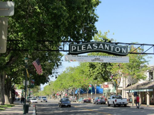 Downtown-Pleasanton