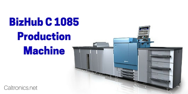 BizHub C 1085 Production Machine