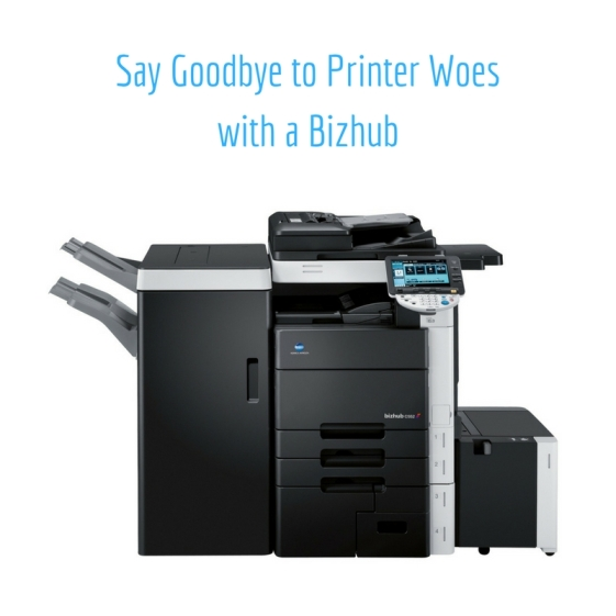 Say Goodbye to Printer Woes with a Bizhub