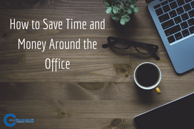 save time and money around the office