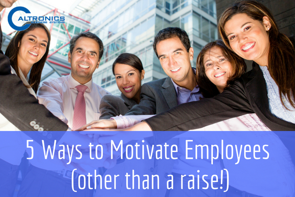 How to motivate employees
