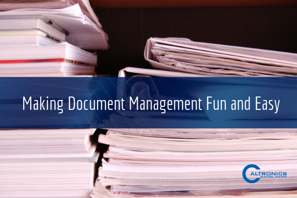 Tips on Document Management